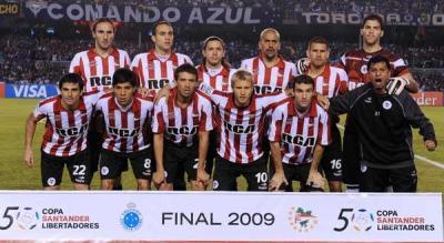 Los Campeones de América 2009.