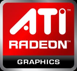 Logo de ATI Radeon